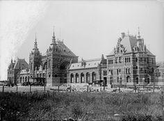 Oude station 's-Hertogenbosch