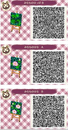 Animal Crossing New Leaf ACNL Butterfly and beetle framed QR code - Animal crossing qr codes - Qr Code Animal Crossing, Animal Crossing Qr Codes Clothes, Acnl Qr Code Sol, Acnl Pfade, Acnl Paths, Motif Tropical, Theme Halloween, Halloween Ghosts, Motif Acnl