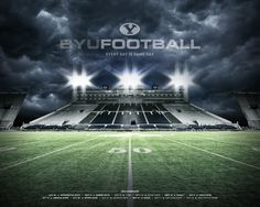 Explore NFL Football Field Wallpaper on WallpaperSafari New Orleans Saints Football, Nfl Football Teams, Football Stadiums, Football Field, College Football, Football Posters, Byu Sports, Sports Stadium, Seahawks Pictures