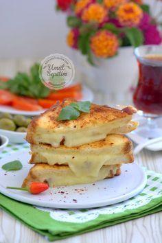 Pek çok evde olduğu gibi,bizim evde de tost çok seviliyor.Özelikle fransız tostu hem pratikliği,hem de lezzetinin herkes tarafından çok seviliyor oluşu sebebiyle enn sık haz…