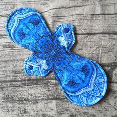 Your place to buy and sell all things handmade Menstrual Pads, Feel Fantastic, Blue Lotus, Cloth Pads, Cheer You Up, Make Your Own, Larger, Bamboo, Daisy