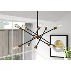 Modern and Contemporary Chandeliers Chandelier For Sale, Linear Chandelier, Ceiling Fan With Remote, Modern, Contemporary Chandelier, Living Room Lighting, Chandelier, Modern Lighting, Lighting Sale