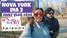 Nova York: Central Park Apartamento de Friends Sex and the City e mais! | DAILY VLOG #506 https://youtu.be/KpbuWfTrfks