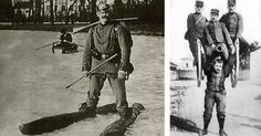 The Strangest Images of the First World War