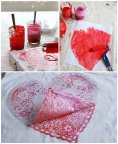 Fabric Printing with BioColor Paints