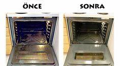 Fırın temizliği yıllardır başımızın belası olmuştur ve mutfak araç gereçleri arasında en zor temizlenen aletlerden birisidir fırın. Marketlerde satılan fırın temizleyici maddelerin