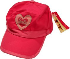 Sepcuta Barbie, 100% bumbac. Ideala pentru 1-4 ani, la spate are elastic. Baseball Hats, Barbie, Fashion, Baseball Caps, Moda, La Mode, Fasion, Fashion Models, Trendy Fashion