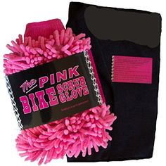Bike Cleaning Tools - COMBO PACK  THE BIKE SCRUB GLOVE  1 BONUS Drying Cloth The best way to clean your bike with this microfiber mittThe perfect HOLIDAY GIFT *** To view further for this item, visit the image link.