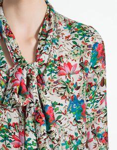 love this shirt - zara