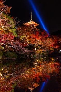 Kiyomizudera, Kyoto Japan