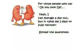 Best kidney flush dialysis kidney transplant,dialysis treatment diet for people with kidney failure,donate your organs how to help your kidneys function properly. Kidney Failure Symptoms, Polycystic Kidney Disease, Chronic Kidney Disease, Chronic Illness, Medullary Sponge Kidney, Donation Quotes, Living Kidney Donor, Peritoneal Dialysis, Im A Survivor