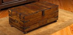 Thakat Trunk Coffee Table William Sheppee $604.74