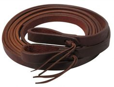 Showman Oiled Harness Reins - 72024