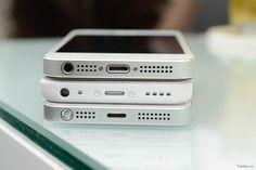 iPhone 5S si iPhone 5C – noi imagini cu versiunea finala a carcaselor