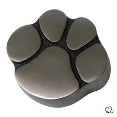 Pet Paw Keepsake Cremation Urn for Ashes in Pewter Pet Cremation Urns, Cremation Ashes, Funeral Urns, Pet Ashes, Human Ashes, Pet Urns, Safe Place, Pet Store, Pewter
