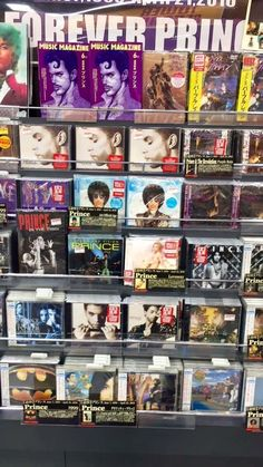 Prince Tower Records