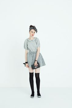 [No.8/49] To b. by agnès b. 2014~15秋冬コレクション   Fashionsnap.com