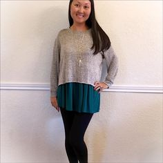 Pull over paired with muse tunic and leggings https://www.facebook.com/groups/AgnesandDorabyLisaHay/