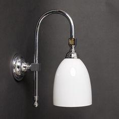 Badkamerlamp Beker Grote Boog Artdecolampen.nl