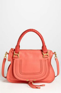 Chloé 'Marcie - Small' Leather Satchel | Nordstrom
