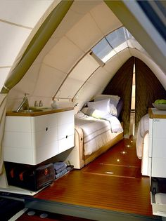 The Opera Camper, A Luxurious Private Suite On Wheels