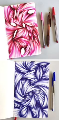 Recent ballpoint sketches by Jennifer Johansson. Click through to see more! Sketchbook Tour, Sketchbook Drawings, Art Sketches, Art Drawings, Pencil Drawings, Sketching, Ballpoint Pen Art, Pen Sketch, Sketch Painting