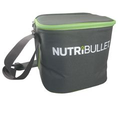 NutriBullet To-Go Bag  Specifically designed to protect and organize your NutriBullet System, now it's easy to take your NutriBullet with you everywhere you want to go.