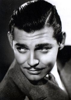 Clark Gable...ohhh my.