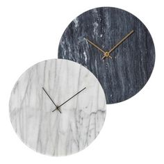 Image of Marble Wall Clock