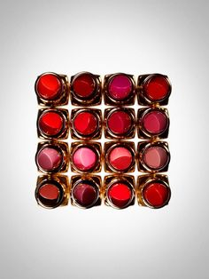 #Lipstick Paradise: So many shades for red hot #summer lips!