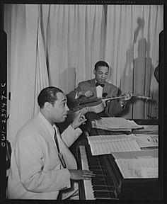 Harlem Renaissance - Duke Ellington at the Hurricane Ballroom