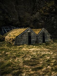 Old Icelandic House   Katherine Loveless Photography