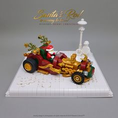 Lego Winter Village, Lego Village, Lego Christmas Ornaments, Merry Christmas, Lego Gingerbread House, Lego Machines, Lego Building, Lego Creations, Legos