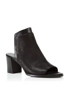 Kenneth Cole Saul Open Toe Mules