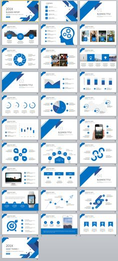 31+ Best blue business report PowerPoint template #powerpoint #templates #presentation #animation #backgrounds #pptwork.com #annual #report #business #company #design #creative #slide #infographic #chart #themes #ppt #pptx #slideshow