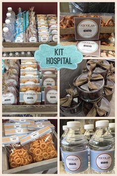Kit hospital