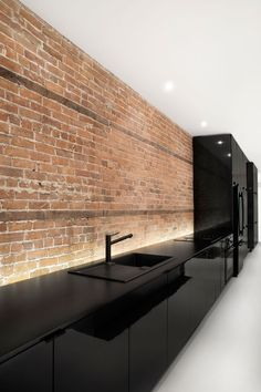 interior design | decoration | kitchen | Espace St-Denis by Anne Sophie Goneau, Montreal, QC, Canada |