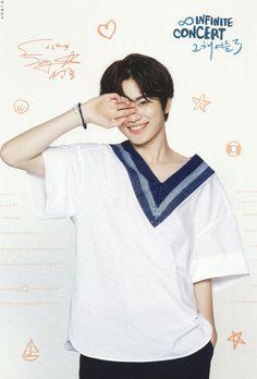 #인피니트 Sungjong - That Summer Concert 3 Official Goods © La Esperanca