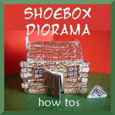 Fine Arts- Making a Shoebox Diorama: Free Stand up Symphony with a guide to show you how to arrange the conductor and musicians