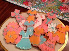 Girls night cookies.
