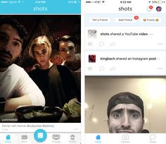 Shots Studios rebrands from selfie app to social star video factory Twitter once tried to buy Shots for $150 million to score its 3 million rabid teen users a source tells TechCrunch. But the Justin Bieber-funded selfie app developer dreamed of a different destiny where it would become the Saturday Night Liveof the mobile generation.  The Shots appgrew to a peak ofalmost 8 million users but ultimately it wastoo difficult to compete with Instagram and Snapchat.Despite a shift to comedy…