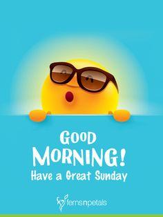happy sunday gif for whats app Happy Sunday Messages, Happy Sunday Images, Sunday Wishes, Good Morning Greetings, Good Morning Wishes, Good Morning Images, Good Morning Inspiration, Sunday Morning Quotes, Good Morning Happy Sunday