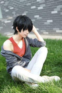 Tonari no kaibutsu-kun Such a great cosplay!!!       ok seriously i was waiting for my anime to stop loading so i go on pinterest and a cosplay for that anime that i JUST started was there. boom fate