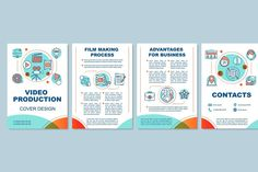 Leaflet Printing, Creative Brochure, Education Architecture, Newsletter Templates, Page Layout, Brochure Template, Pediatrics, Dentistry, Cover Design