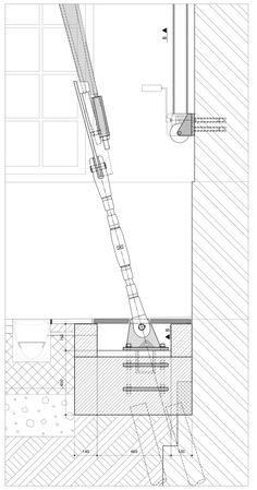 Galería de Cubierta para el Patio Carré des Arts in Mons / AgwA + Ney &…