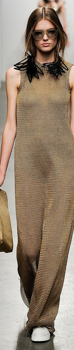 Osklen Spring 2015 Ready-to-Wear Knitwear Fashion, Knit Fashion, Fashion Outfits, Fashion 2015, Fashion Tips, Fashion Design, Fashion Trends, Style Casual, My Style