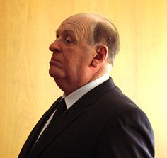 Anthony Hopkins as Alfred Hitchcock. This might actually work.