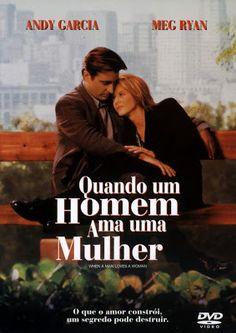 Quando Um Homem Ama Uma Mulher - DVDRip Dublado