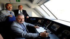 Hızlı tren hattı ne zaman açılacak? Bakan açıkladı - Ulaştırma Bakanı Yıldırım, Ankara-Sivas hızlı tren hattını 2018\'in sonunda tamamlamayı hedeflediklerini açıkladı.