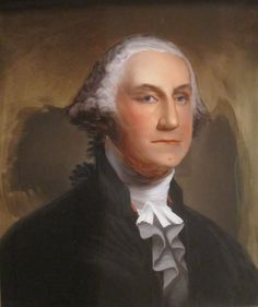 File:'George Washington', reverse painting on glass by William Matthew ...